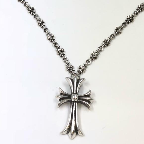 Accessories Chrome Hearts Cross Chain Cross Pendant